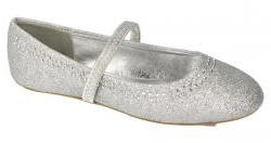 Wholesale Children fashion Silver Glitter shoes, gyfootwear.co.uk, wholesale, 五.九九