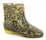 Wholesale funky fashion Wellingtons, 0112, GY footwear wholesalers, 十.九九