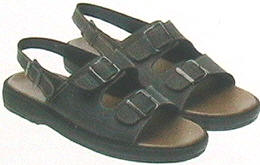 wholesale walking sandals, men's sandals, Duncan, 257-0107, GY footwear wholesaler, 四.九九家