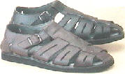 wholesale leather sandals, 814-0107, GY footwear wholesaler